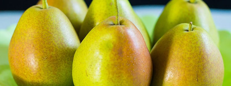 当季红香酥梨现摘现发新鲜水果脆甜香梨整箱水果批发3/5/10斤包邮