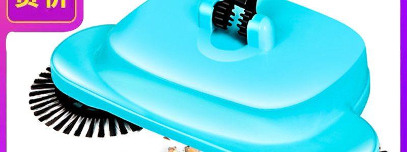 【12.38元抢5000件,抢完恢复25.9元】 扫地机手推式吸尘器家用软扫把簸箕套装组合魔法扫帚魔术笤帚神器