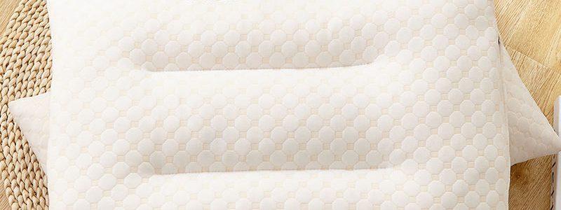 乳胶枕头单人泰国碎乳胶颗粒枕芯海绵记忆枕男女成人学生护颈椎枕