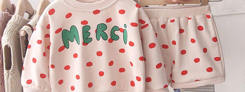 女宝宝套装秋季新款洋气女童纯棉卫衣时髦两件套儿童休闲运动套装