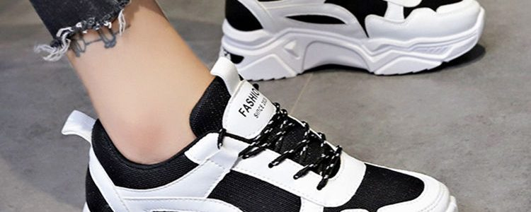 【38.9元抢2000件,抢完恢复39.9元】老爹鞋女秋季2019新款潮鞋子女学生韩版百搭运动鞋透气厚底跑步鞋