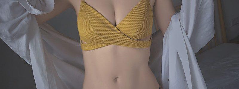无钢圈内衣女小胸聚拢文胸罩套装性感美背超薄款夏季内裤一套夏天