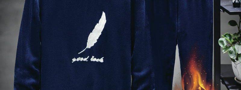 【加绒加厚】高品质法兰绒冬季休闲睡衣套装男保暖家居服冬天套装